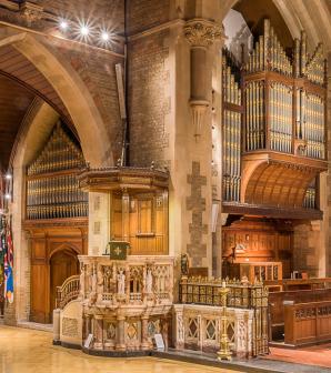 2016 Restored Walker Organ