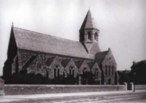 Holy Trinity Church in 1890